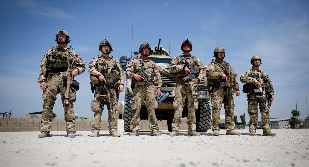 Vojáci Bundeswehru