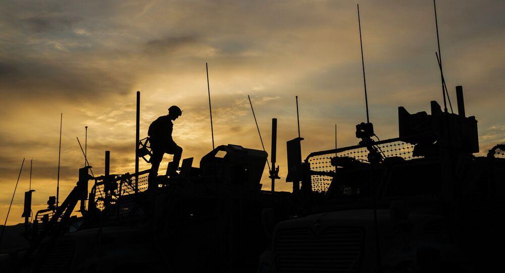 Vojácí NATO v Afghánistánu. Ilustrační foto.
