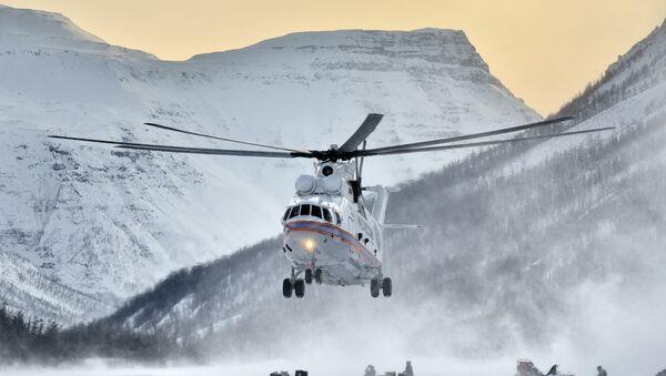 Vrtulník Mil Mi-26 - Sputnik Česká republika