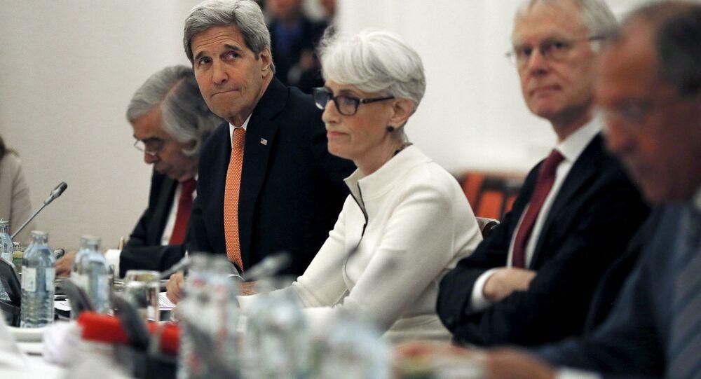 Účastníci jednání s Iránem ve Vídni