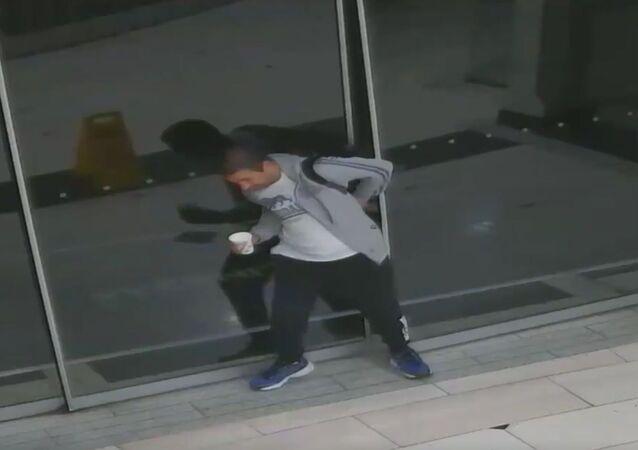 Zloděj v Mebourne
