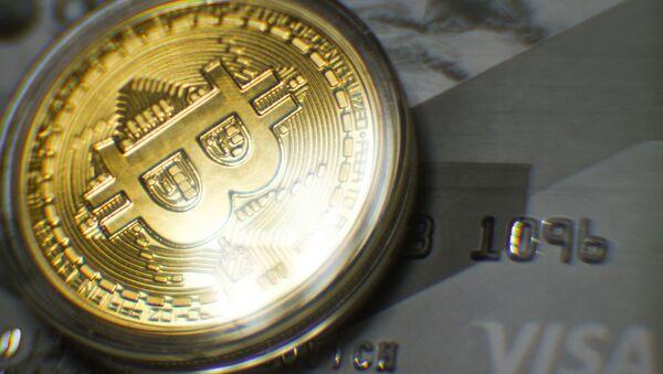 Mince bitcoinu - Sputnik Česká republika