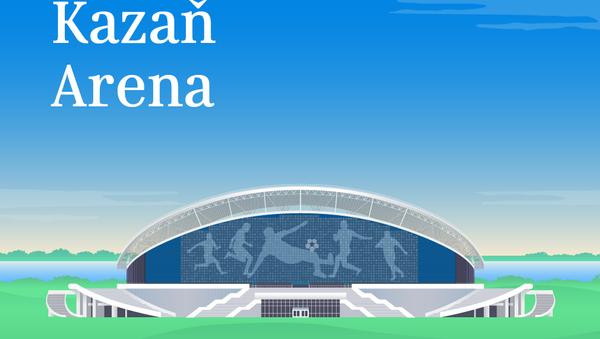 Kazaň Arena - Sputnik Česká republika