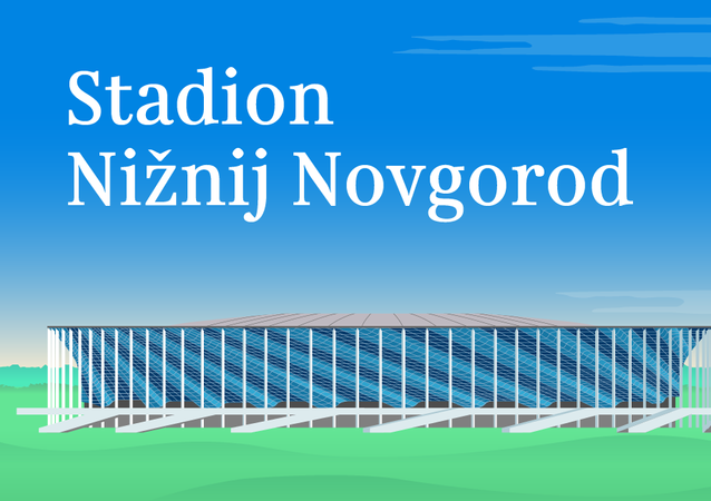 Stadion Nižnij Novgorod