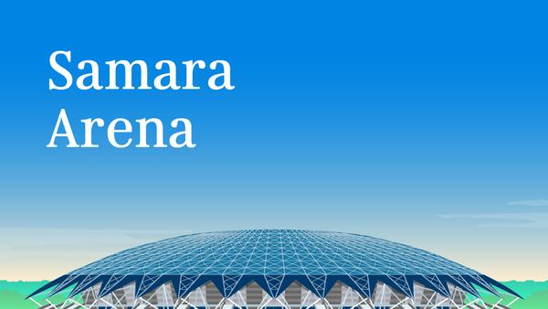 Samara Arena - Sputnik Česká republika