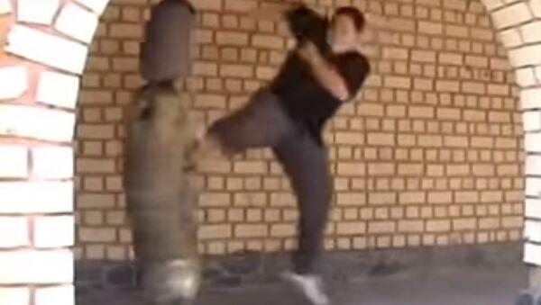 Bylo opublikováno VIDEO tajného stylu bojového umění - Sputnik Česká republika