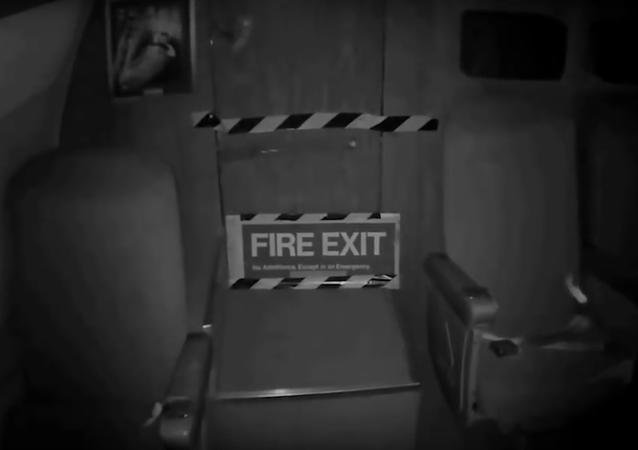 Přízrak druhé pilotky se dostal na video na palubě letadla z 2. světové války