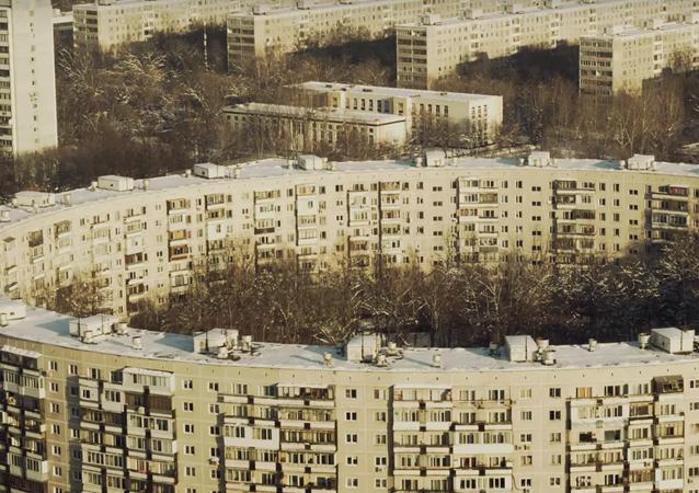 Pozůstatky říší. Podívejte se na sovětskou architekturu z ptačího pohledu