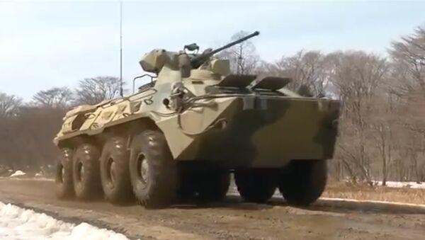 BTR - Sputnik Česká republika
