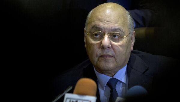 Kandidát na prezidenta Egypta Musa Mustafa Musa - Sputnik Česká republika