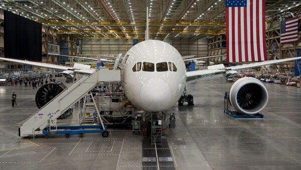 Boeing-787 Dreamliner - Sputnik Česká republika