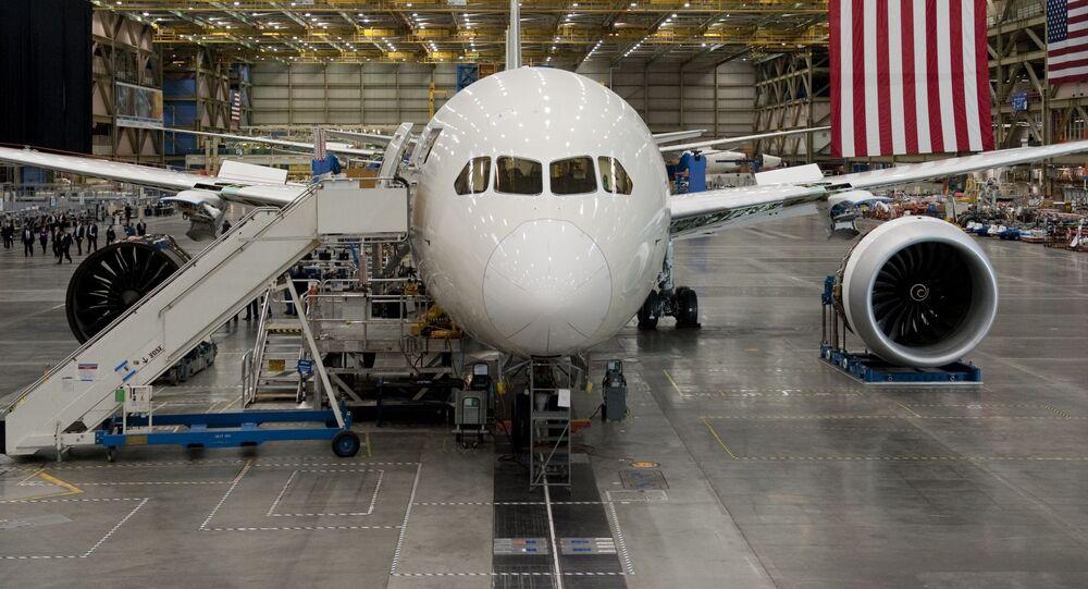 Boeing-787 Dreamliner
