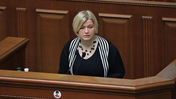 Irina Heraščenková - Sputnik Česká republika