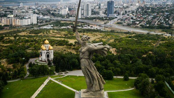 Volgograd - Sputnik Česká republika