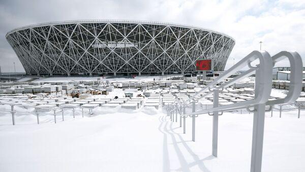 Stadion Volgograd Arena - Sputnik Česká republika