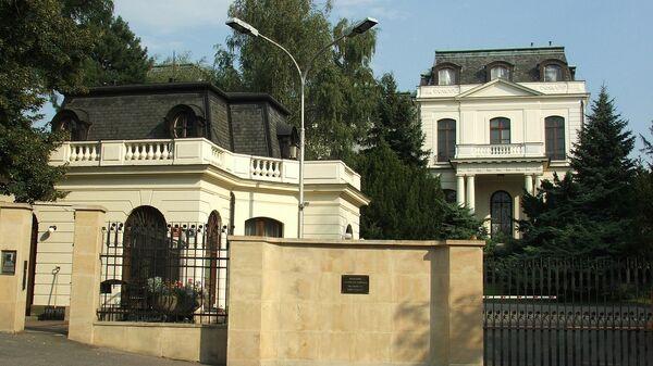 Ruské velvyslanectví v Praze - Sputnik Česká republika
