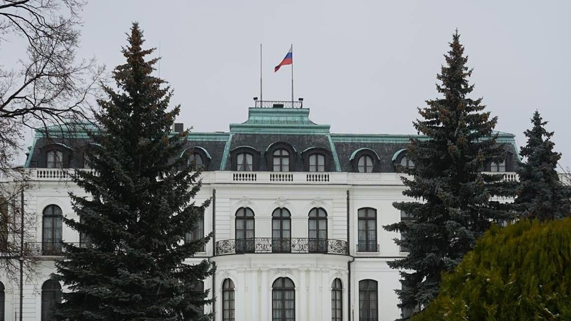 Velvyslanectví Ruska v Praze - Sputnik Česká republika, 1920, 13.08.2021