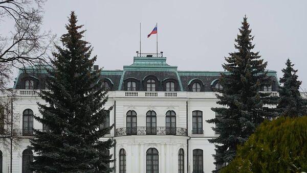Velvyslanectví Ruska v Praze - Sputnik Česká republika