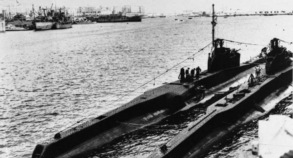Britská ponorka HMS Turbulent