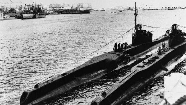 Britská ponorka HMS Turbulent - Sputnik Česká republika