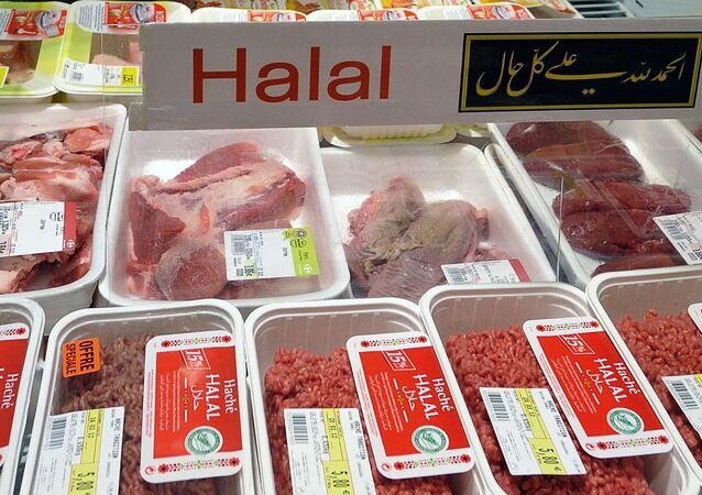 halal potraviny