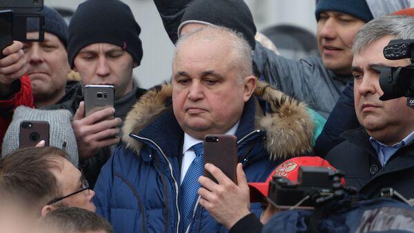 Viceguvernér Kuzbasu Sergej Civilev - Sputnik Česká republika