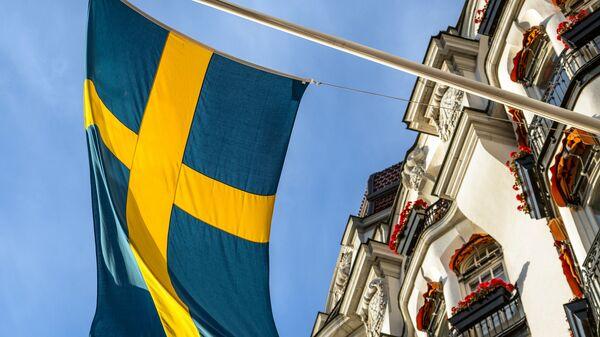 Švédská vlajka - Sputnik Česká republika