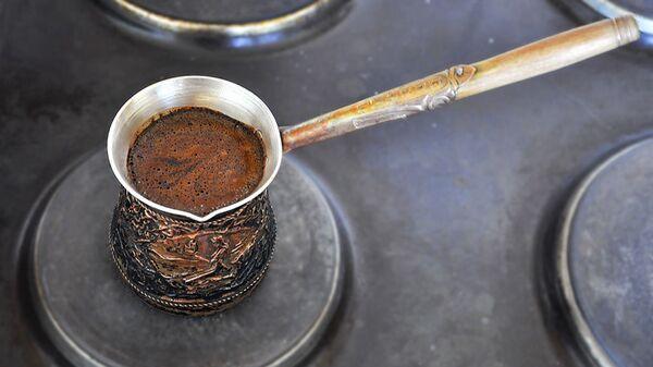 Káva v džezvě - Sputnik Česká republika