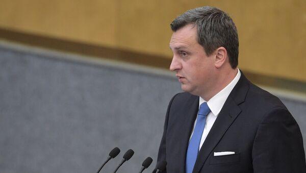 Předseda Slovenské národní strany Andrej Danko - Sputnik Česká republika