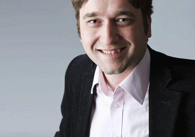 Slovenský poslanec Ľuboš Blaha