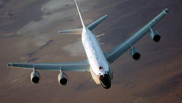 Americké výzvědné letadlo RC-135 - Sputnik Česká republika