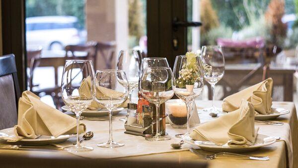 Stůl v restauraci - Sputnik Česká republika