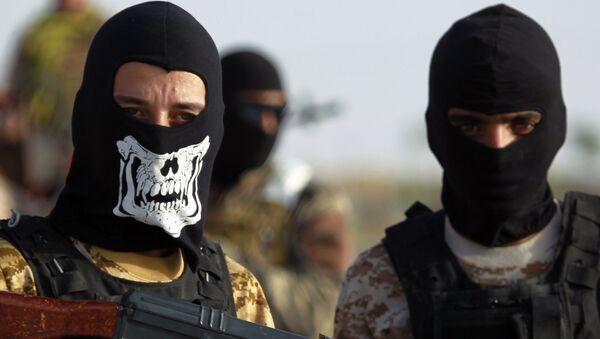 Džihadisté v Iráku - Sputnik Česká republika