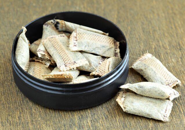 Balíček tabáku. Ilustrační foto