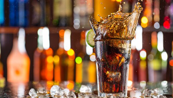 Coca-cola - Sputnik Česká republika