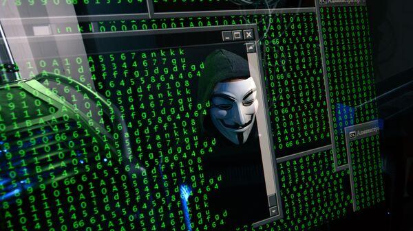 Hackerský útok - Sputnik Česká republika