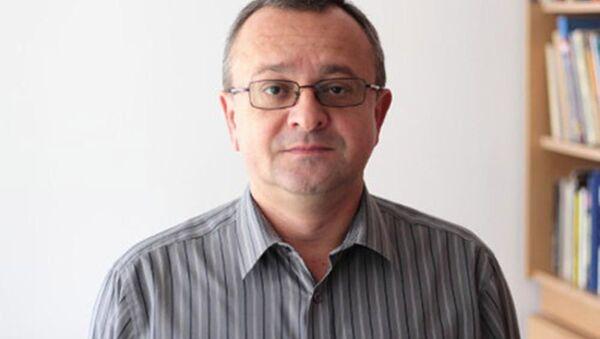 Šéf Slovenské společnosti pro zahraniční politiku Alexander Duleba - Sputnik Česká republika
