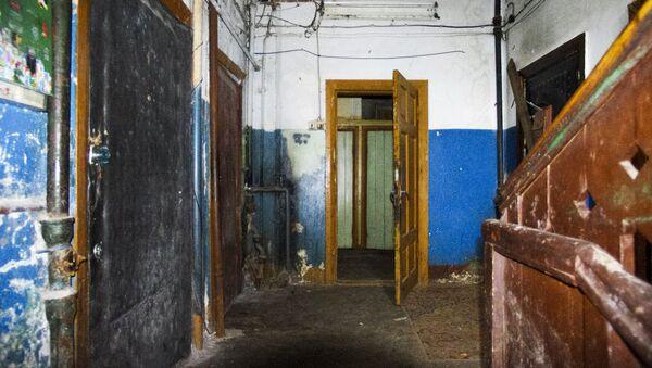 Obýtný dům. Ilustrační foto - Sputnik Česká republika