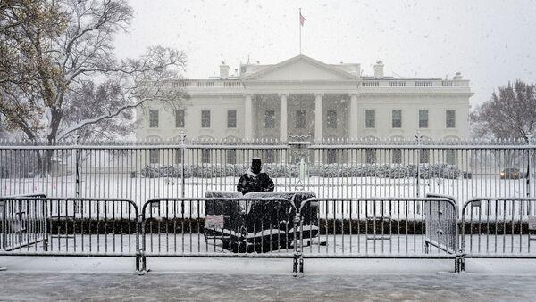 Bílý dům ve Washingtonu - Sputnik Česká republika