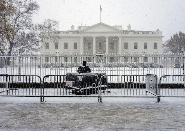 Bílý dům ve Washingtonu