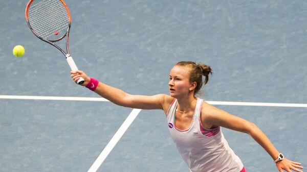 Česká tenistka Barbora Krejčíková - Sputnik Česká republika