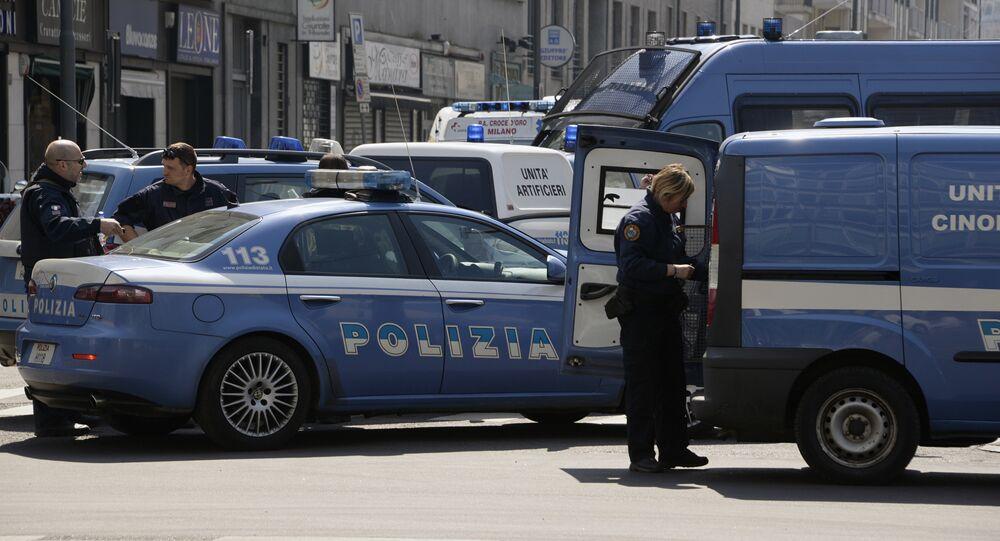 Italská policie