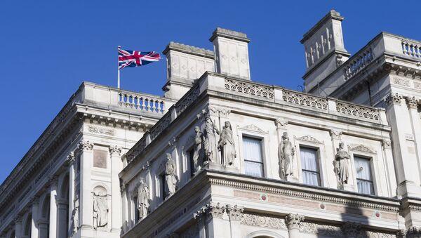 Ministerstvo zahraničí Velké Británie - Sputnik Česká republika