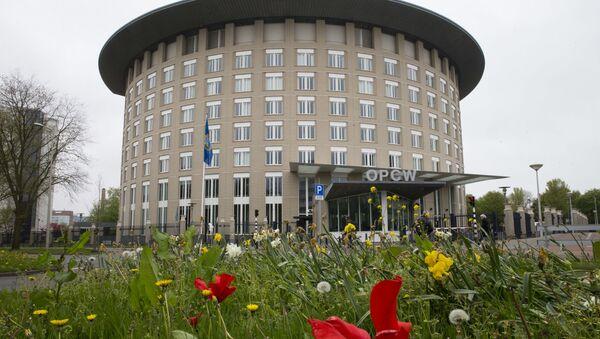 Budova OPCW - Sputnik Česká republika
