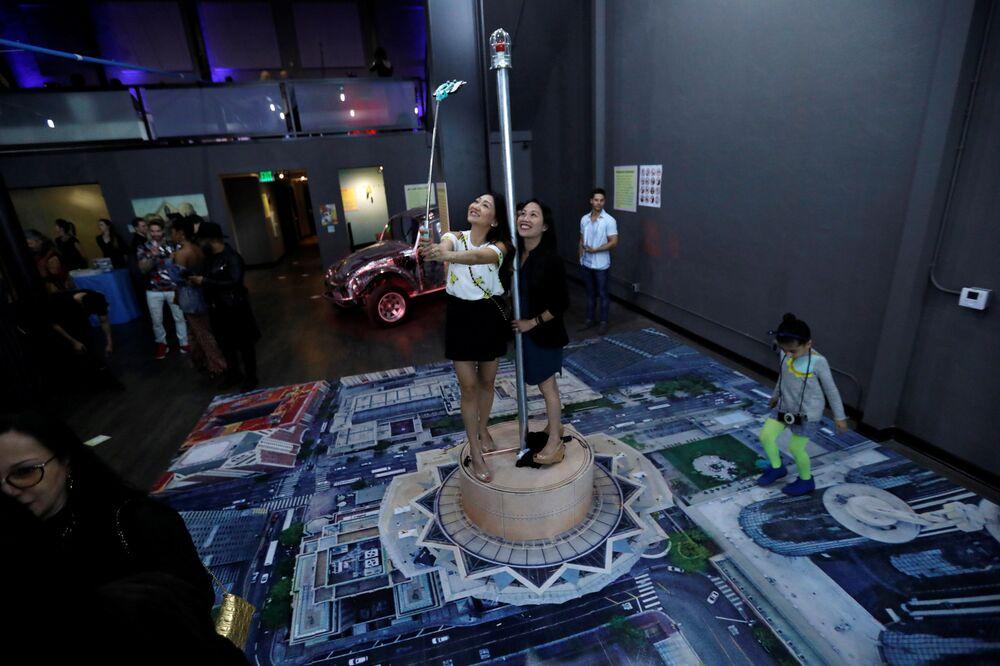 První muzeum selfie na světě. Podlehněte svým přáním