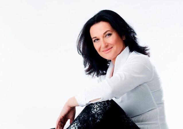 Bývalá moderátorka Mirka Čejková