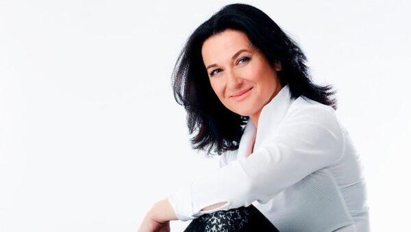 Bývalá moderátorka Mirka Čejková - Sputnik Česká republika