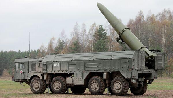 Raketový systém Iskander - Sputnik Česká republika