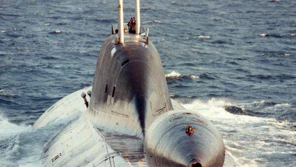 Ponorka projektu 971 Ščuka-B - Sputnik Česká republika