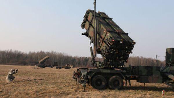 Americký raketový systém Patriot v Polsku - Sputnik Česká republika